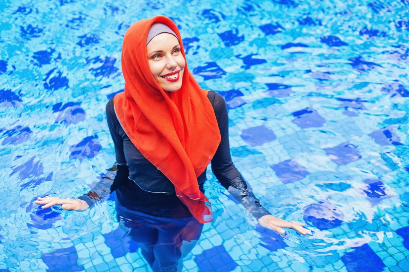 The Thing with theBurkini…